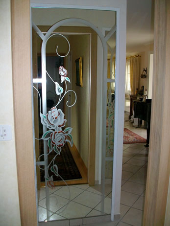 Miroir for Tendance decoration fenetre